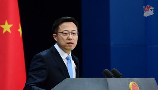 外交部:沒有人比中國中央政府更關心臺灣同胞的健康福祉