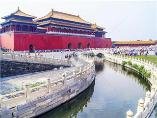 《2019春節出遊趨勢報告》:北京成春節最熱門境內旅遊地